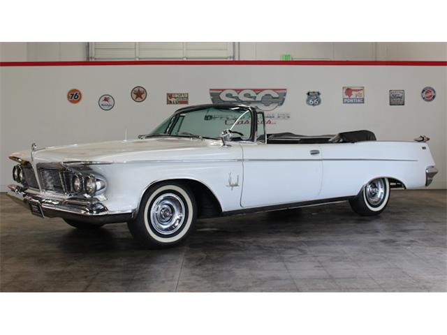 1962 Chrysler Imperial (CC-1206242) for sale in Fairfield, California