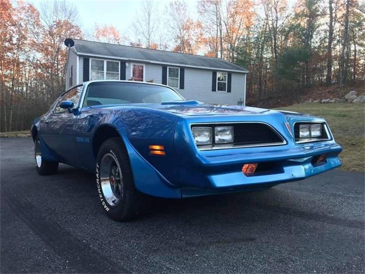 1978 Pontiac Firebird Trans Am (CC-1206269) for sale in Long Island, New York