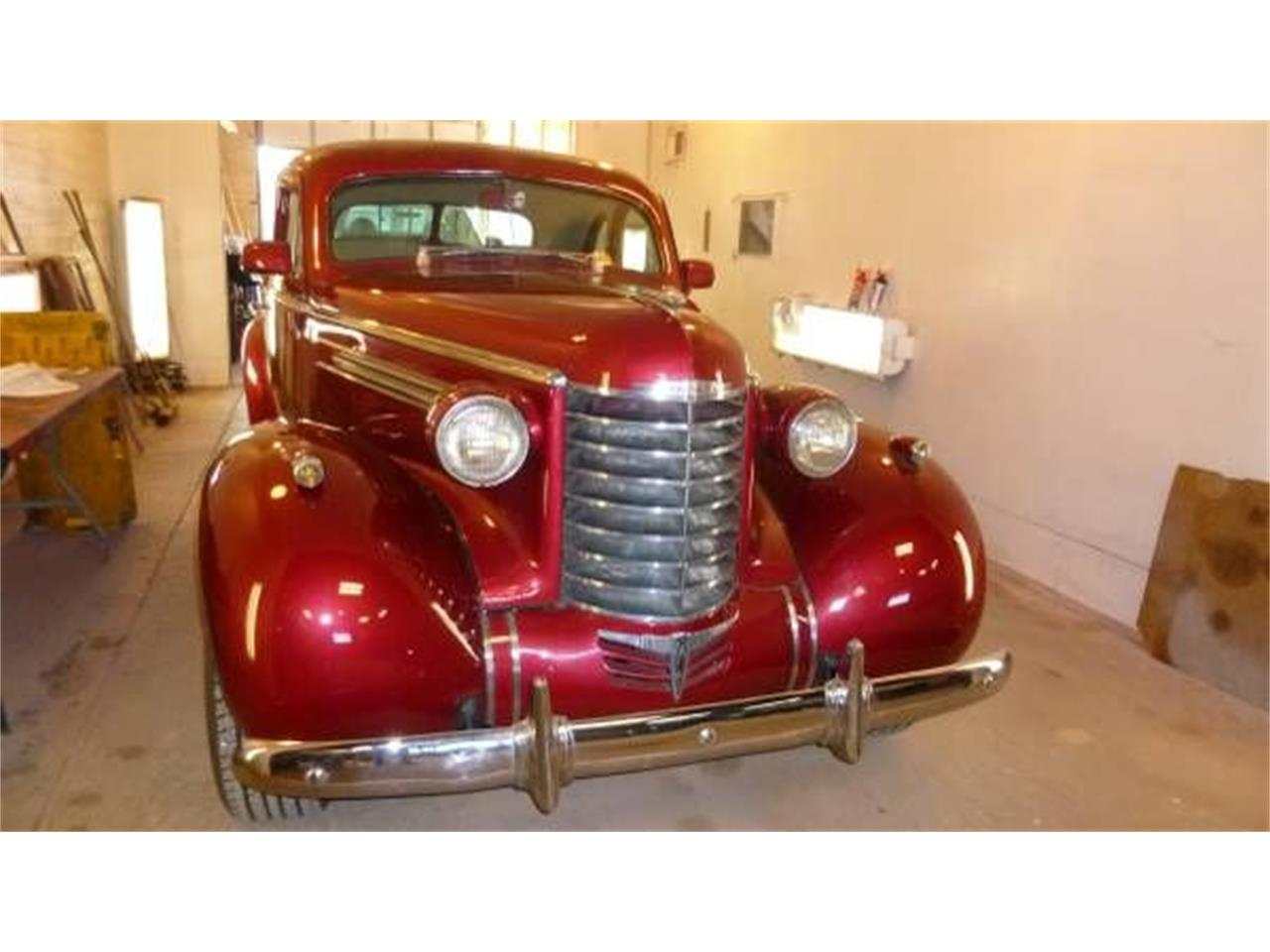 1937 Oldsmobile Club Coupe (CC-1200628) for sale in Cadillac, Michigan