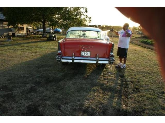 1957 Chevrolet Bel Air (CC-1200063) for sale in Cadillac, Michigan