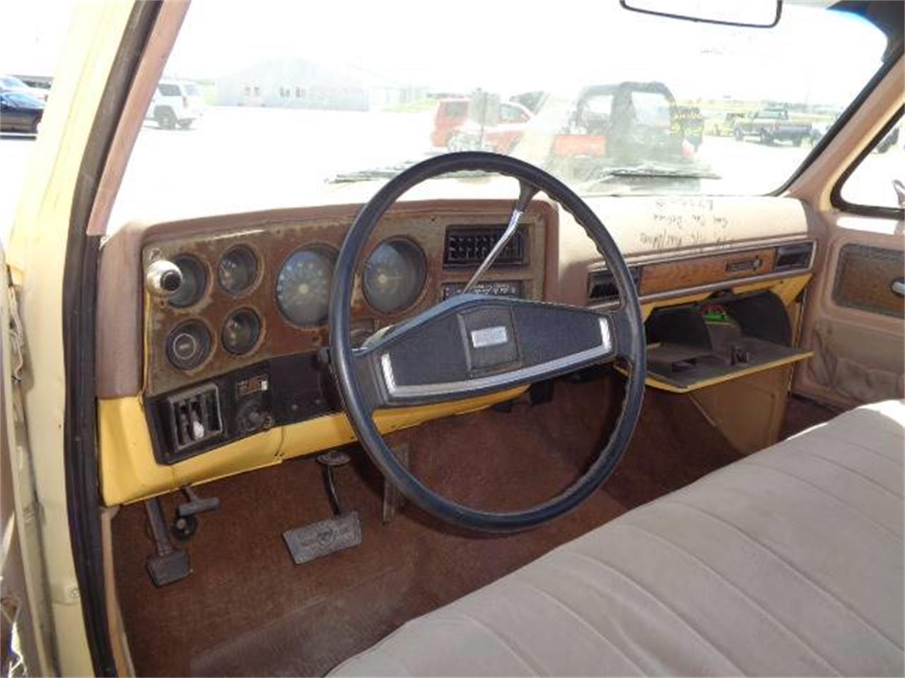 1977 Chevrolet C/K 10 (CC-1206318) for sale in Staunton, Illinois