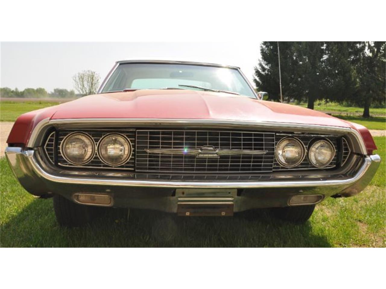 1967 Ford Thunderbird (CC-1206320) for sale in Cadillac, Michigan