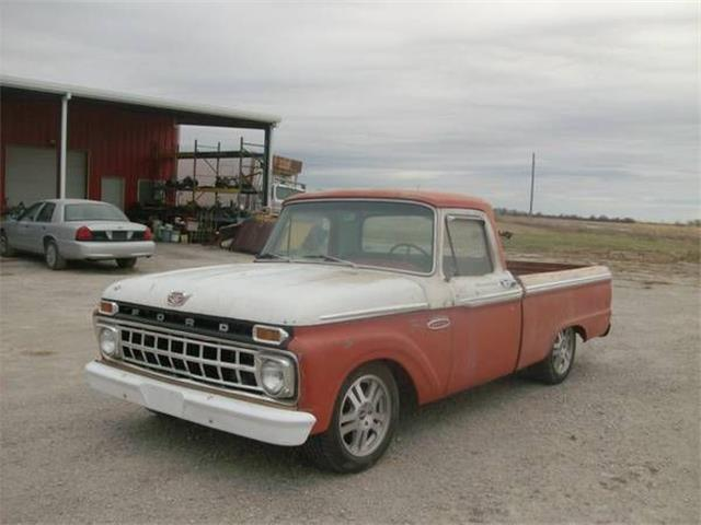 1965 Ford F100 (CC-1200634) for sale in Cadillac, Michigan