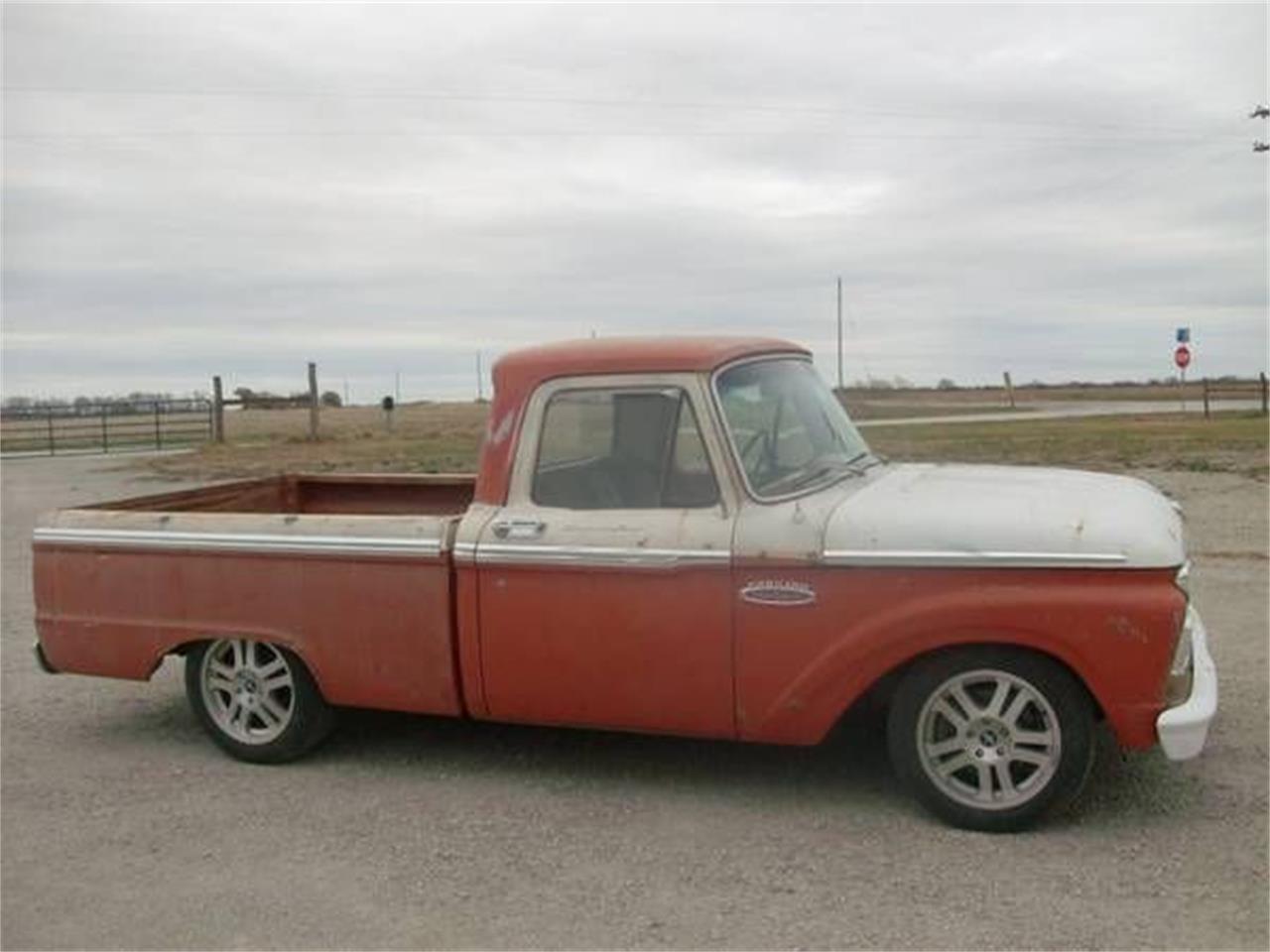 1965 Ford F100 (CC-1200634) for sale in Cadillac, Michigan