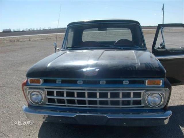 1965 Ford F100 (CC-1200635) for sale in Cadillac, Michigan