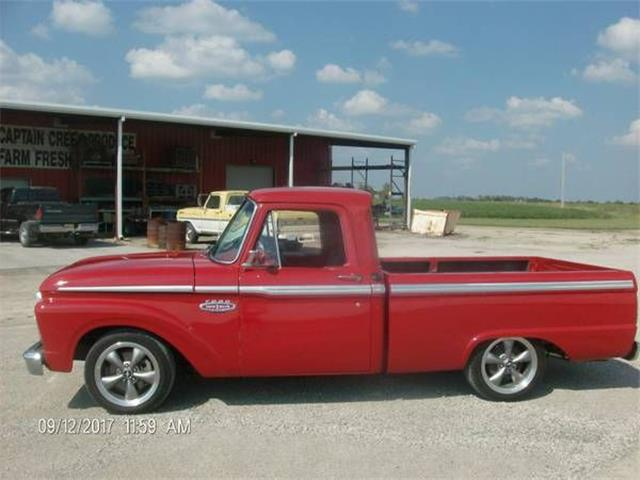 1965 Ford F100 (CC-1200636) for sale in Cadillac, Michigan