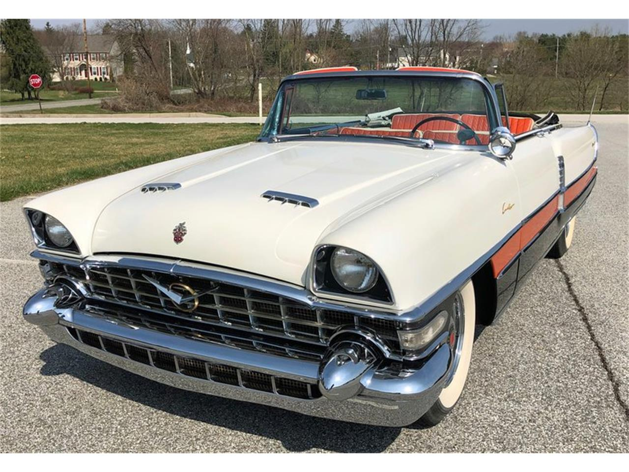 1956 Packard Caribbean (CC-1206376) for sale in West Chester, Pennsylvania