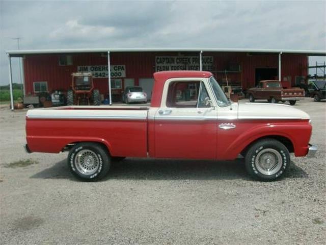 1966 Ford F100 (CC-1200638) for sale in Cadillac, Michigan