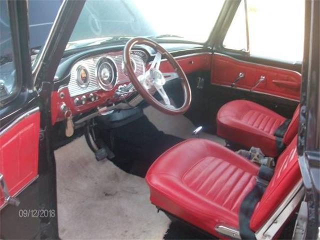 1966 Ford F100 (CC-1200639) for sale in Cadillac, Michigan