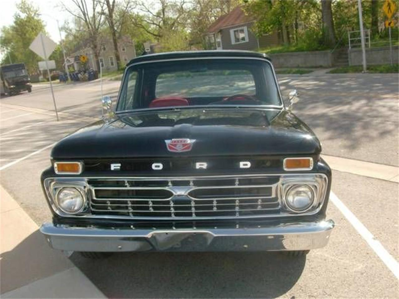1966 Ford F100 (CC-1200639) for sale in Cadillac, Michigan