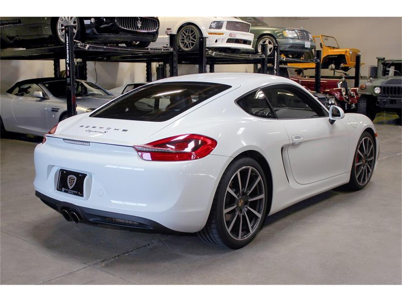 2014 Porsche Cayman (CC-1206393) for sale in San Carlos, California