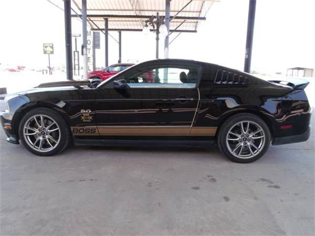 2012 Ford Mustang (CC-1200064) for sale in Cadillac, Michigan