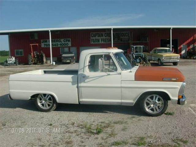 1971 Ford F100 (CC-1200640) for sale in Cadillac, Michigan