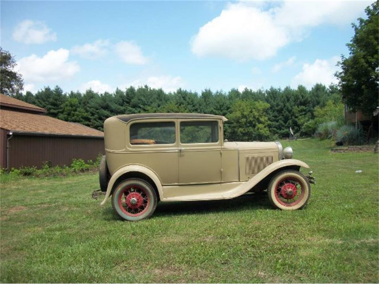 1931 Ford Model A (CC-1206418) for sale in Cadillac, Michigan