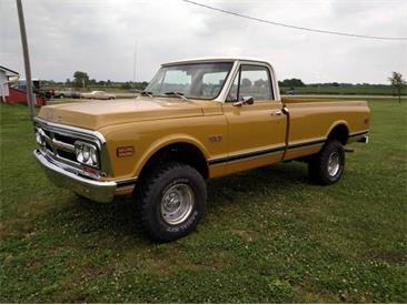 1970 GMC 1500 (CC-1200642) for sale in Cadillac, Michigan