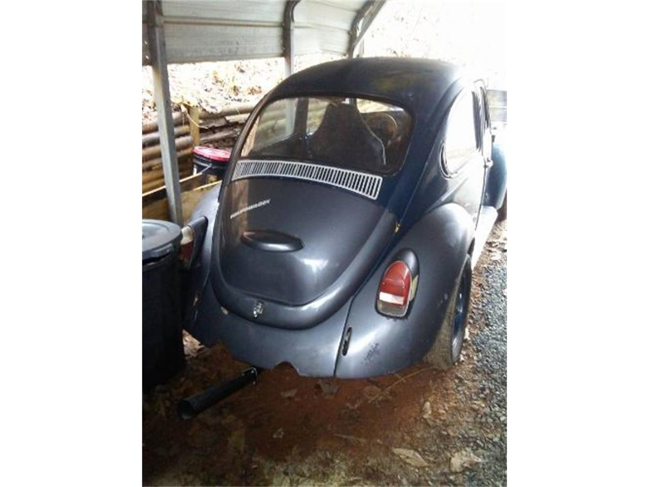 1971 Volkswagen Super Beetle (CC-1206420) for sale in Cadillac, Michigan