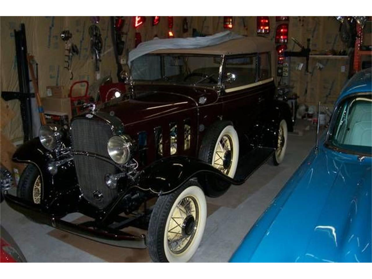 1932 Chevrolet Coupe (CC-1206421) for sale in Cadillac, Michigan
