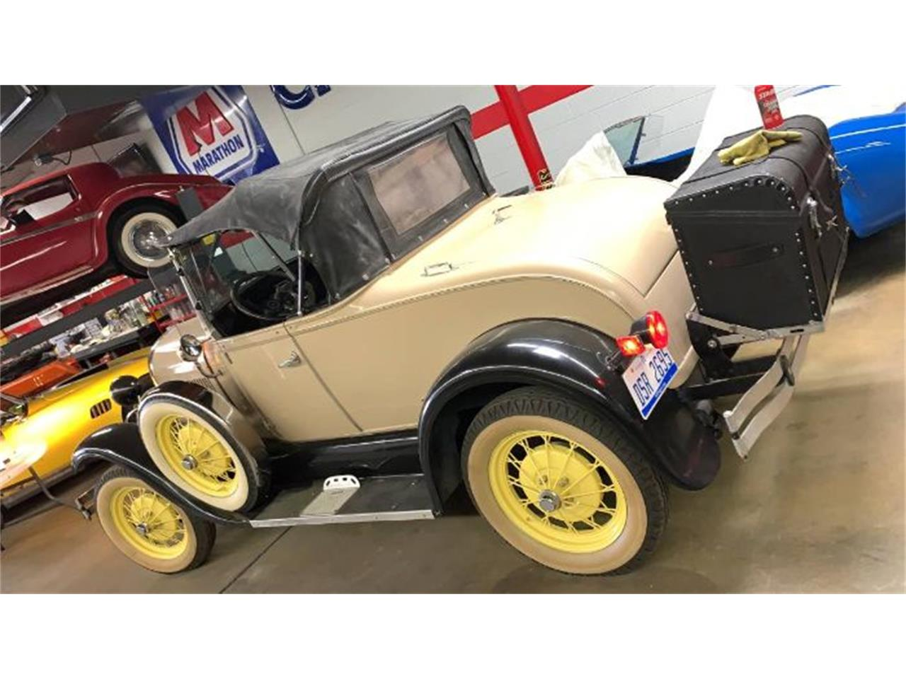 1980 Ford Model A (CC-1206438) for sale in Cadillac, Michigan