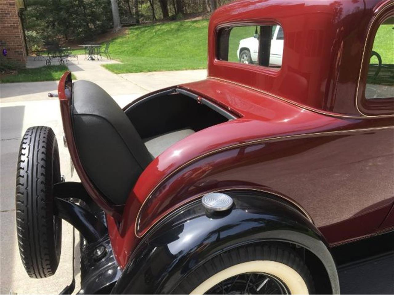 1931 Pontiac Coupe (CC-1206441) for sale in Cadillac, Michigan