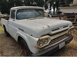 1960 Ford F100 (CC-1206442) for sale in Cadillac, Michigan