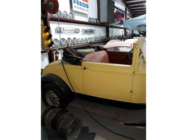 1930 Plymouth Roadster (CC-1206448) for sale in Cadillac, Michigan