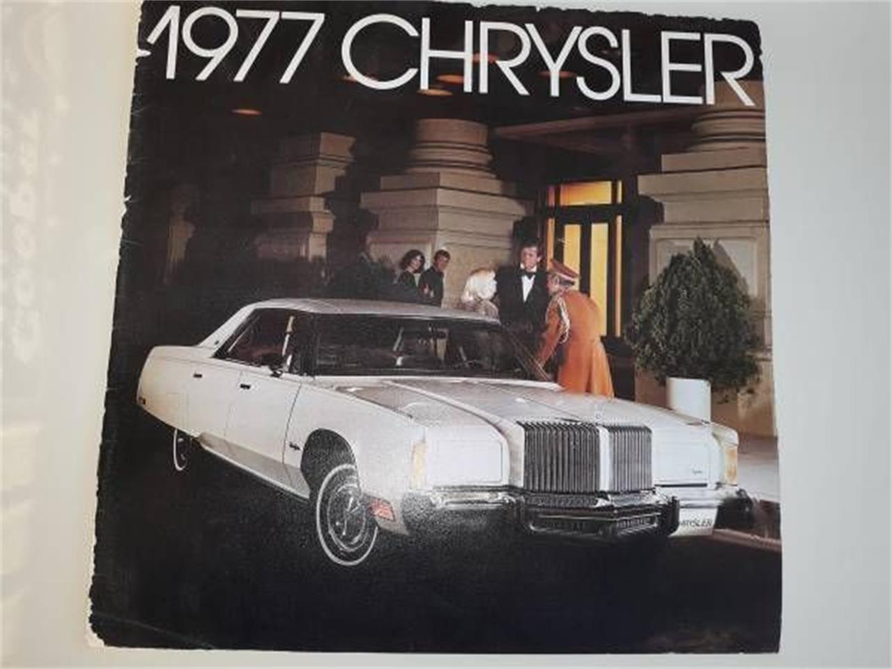 1977 Chrysler New Yorker (CC-1206449) for sale in Cadillac, Michigan