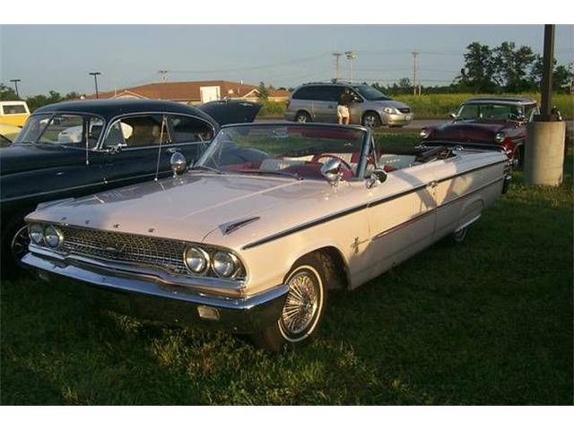 1963 Ford Galaxie (CC-1200647) for sale in Cadillac, Michigan