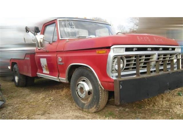 1974 Ford F350 (CC-1200648) for sale in Cadillac, Michigan