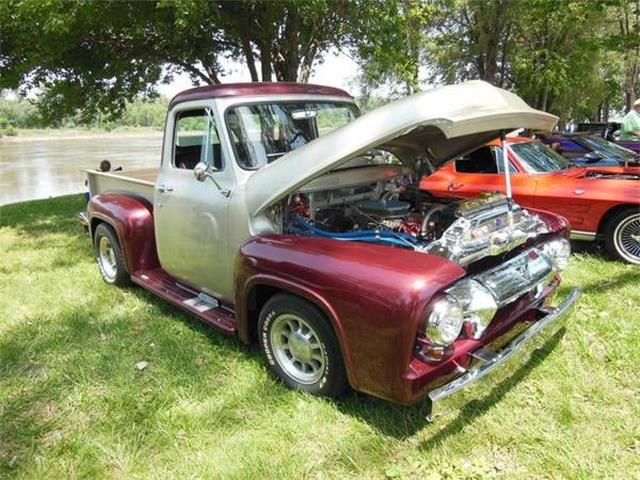 1954 Ford Pickup (CC-1200649) for sale in Cadillac, Michigan