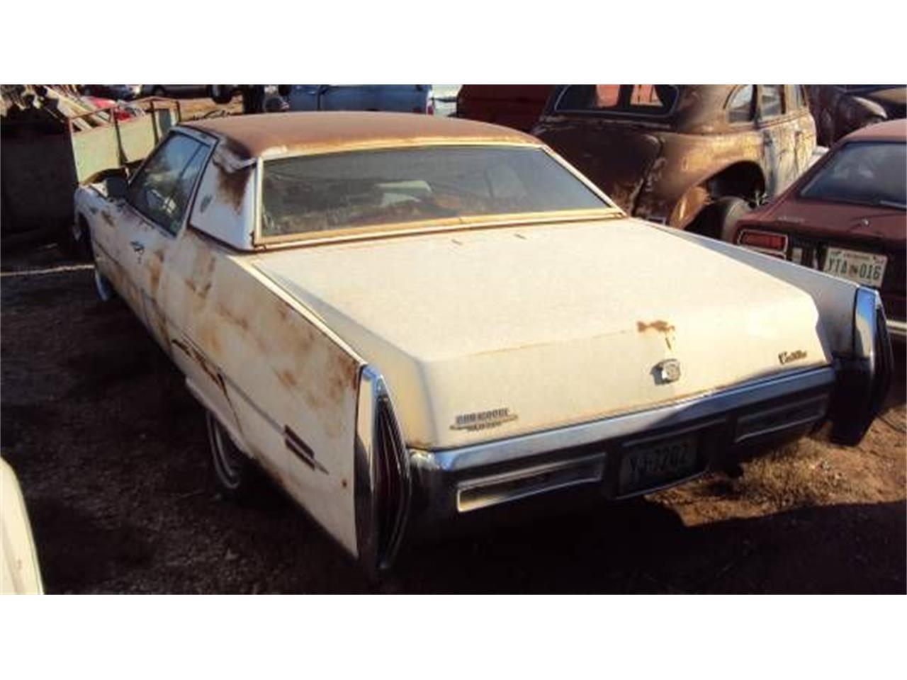 1971 Cadillac Coupe DeVille (CC-1200065) for sale in Cadillac, Michigan