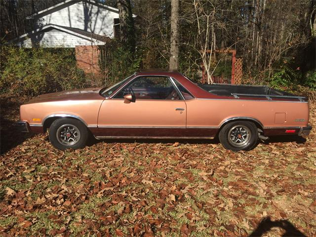 1982 Chevrolet El Camino (CC-1206511) for sale in Fayetteville, Georgia
