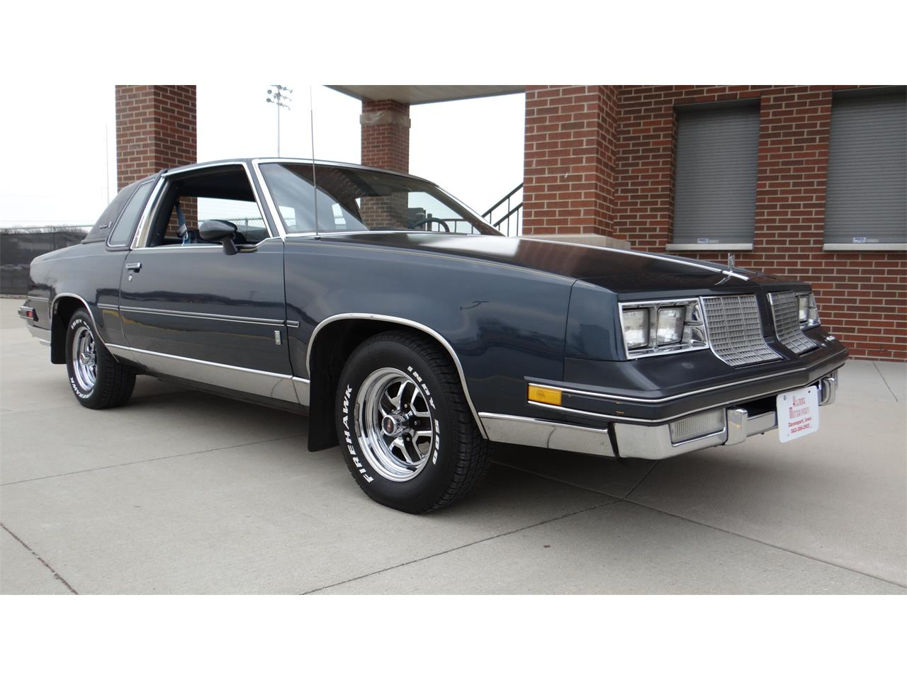 1985 Oldsmobile Cutlass Supreme For Sale | ClassicCars Com | CC