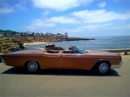 1967 Lincoln Continental (CC-1206521) for sale in SAN DIEGO, CA - California