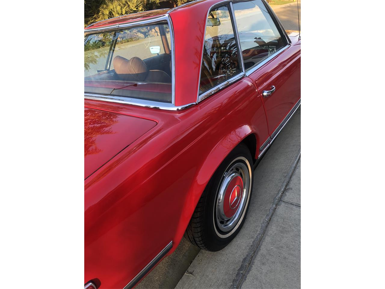1969 Mercedes-Benz 280SL (CC-1206540) for sale in Lodi , California