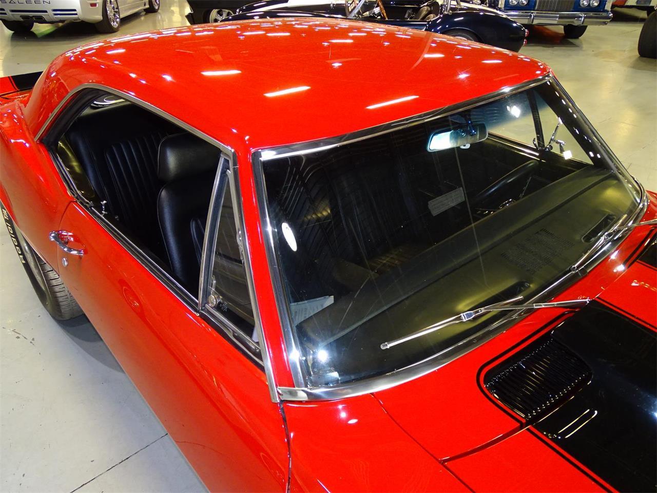 1967 Chevrolet Camaro (CC-1206541) for sale in Clayton, California