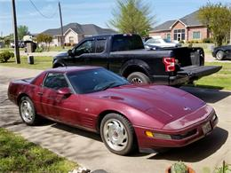 1993 Chevrolet Corvette C4 (CC-1206555) for sale in McKinney, Texas