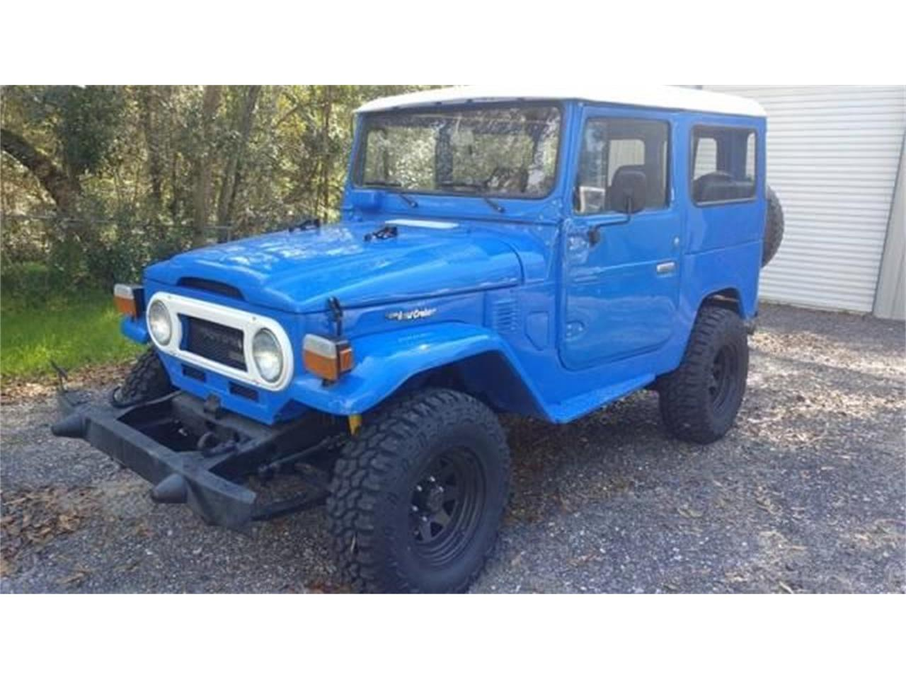 1977 Toyota Land Cruiser FJ (CC-1200656) for sale in Cadillac, Michigan