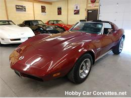 1974 Chevrolet Corvette (CC-1206567) for sale in martinsburg, Pennsylvania