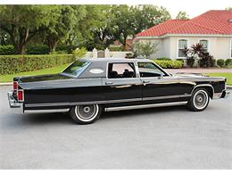 1977 Lincoln Town Car (CC-1206568) for sale in Lakeland, Florida