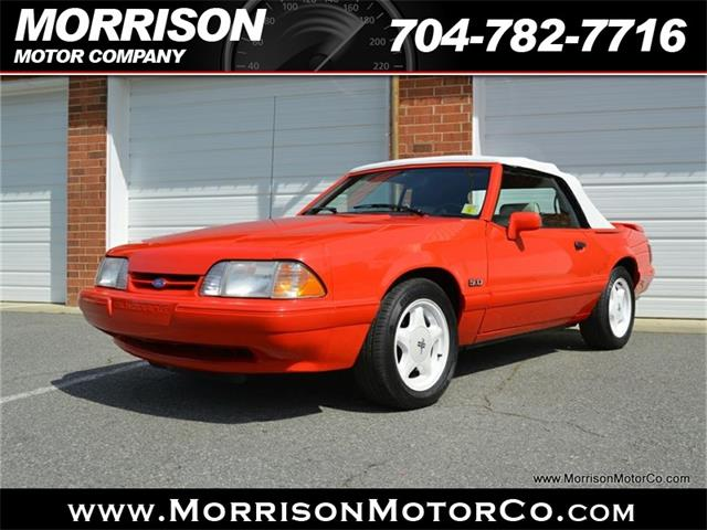 1992 Ford Mustang (CC-1206619) for sale in Concord, North Carolina