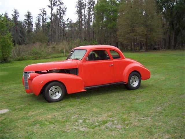 1939 Oldsmobile Street Rod