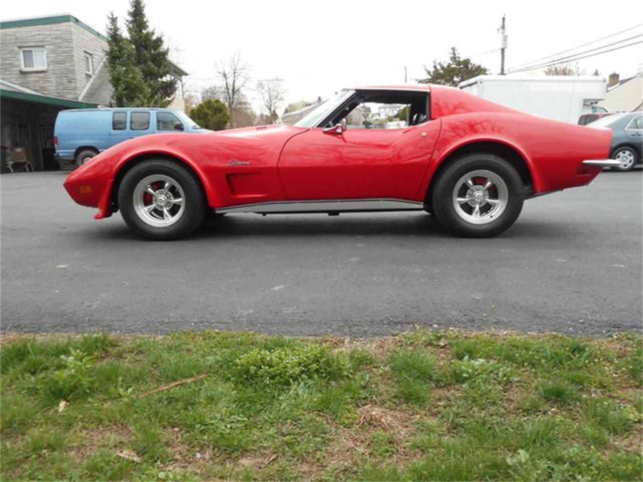 1973 Chevrolet Corvette (CC-1206652) for sale in Carlisle, Pennsylvania