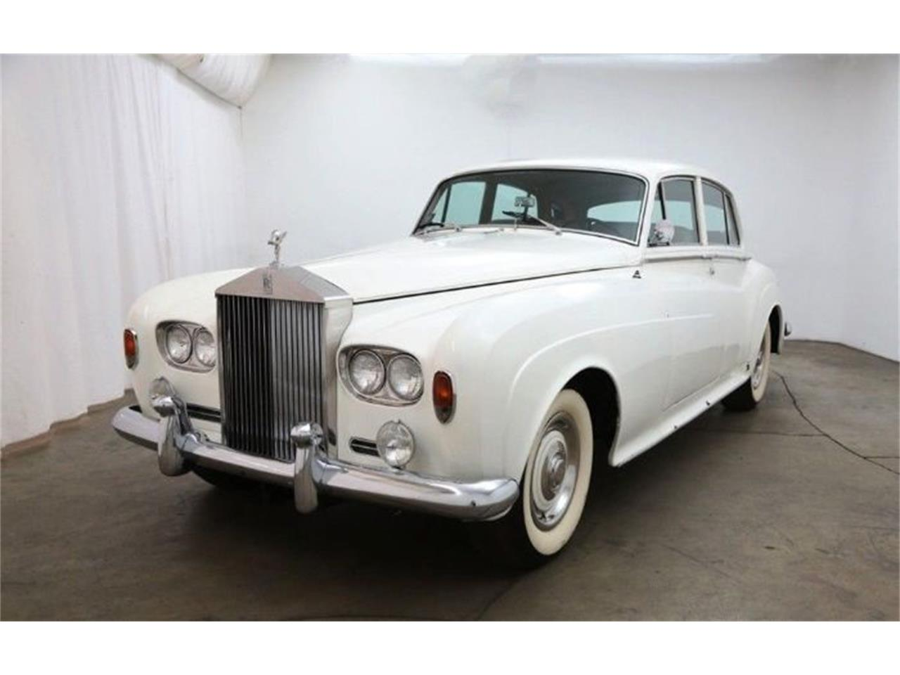 1964 Rolls-Royce Silver Cloud III (CC-1200666) for sale in Cadillac, Michigan