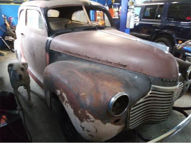 1941 Chevrolet Sedan (CC-1206676) for sale in Cadillac, Michigan