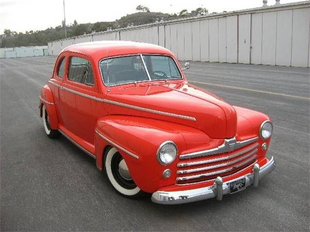 1947 Ford Coupe (CC-1206677) for sale in Cadillac, Michigan