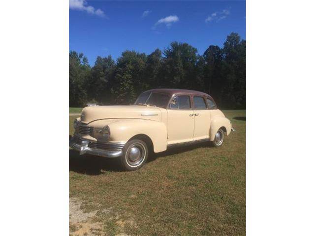 1948 Nash Ambassador (CC-1206679) for sale in Cadillac, Michigan