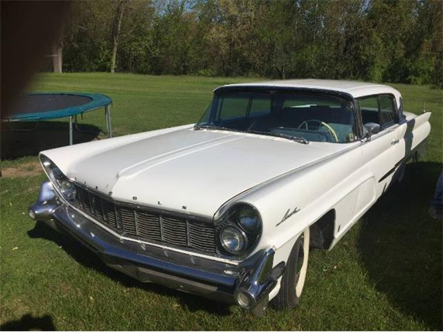 1959 Lincoln Premiere (CC-1206682) for sale in Cadillac, Michigan