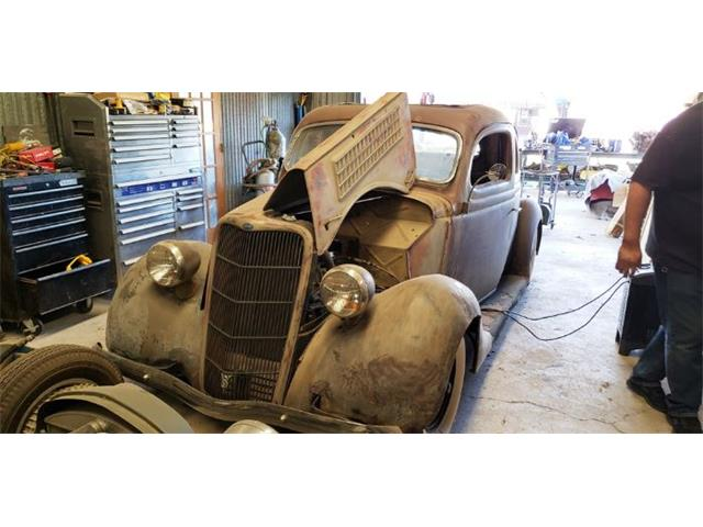 1935 Ford Coupe (CC-1206683) for sale in Cadillac, Michigan