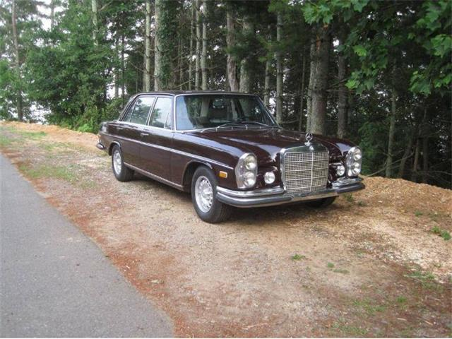 1973 Mercedes-Benz 280SEL (CC-1206692) for sale in Cadillac, Michigan