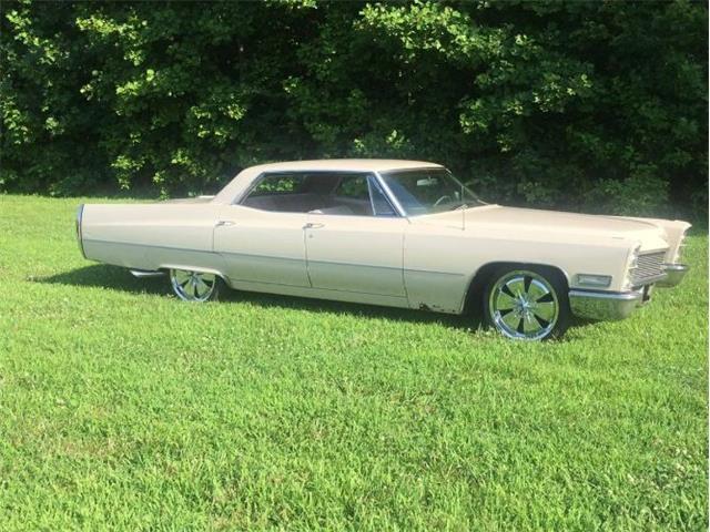 1968 Cadillac DeVille (CC-1206698) for sale in Cadillac, Michigan